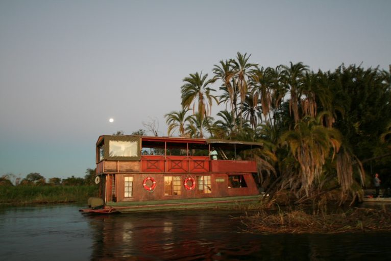 The Kubu Queen Houseboat | Fishing Safaris | Fishing | Shakawe